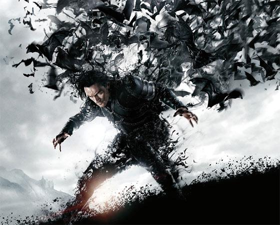 Quer saber mais sobre <i>Drácula - A história nunca contada</i>? Confira a nossa crítica sobre o filme e o papo que tivemos com Luke Evans, o protagonista da produção. É só clicar aqui embaixo, no Leia Mais.