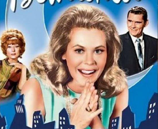 A Feiticeira (1965) é uma série sobre uma bruxa que se casa com um humano e decide abdicar de seus poderes.