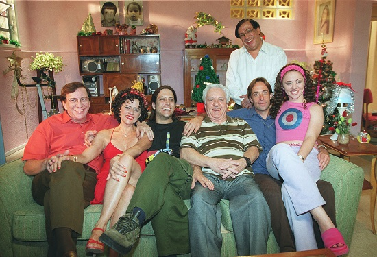 A GRANDE FAMÍLIA (1972-1975 e 2001-) - 16 temporadas, 562 episódios