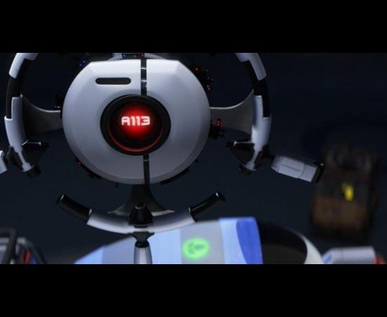 E em Wall-E (2008).