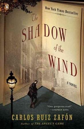 No livro A Sombra do Vento, lançado em 2001, o escritor  Carlos Ruiz Zafón conta a história de Daniel, um garoto de 11 anos que perdeu a mãe. Para consolar o menino, o pai resolve levá-lo a uma biblioteca secreta, o Cemitério dos Livros Esquecidos.