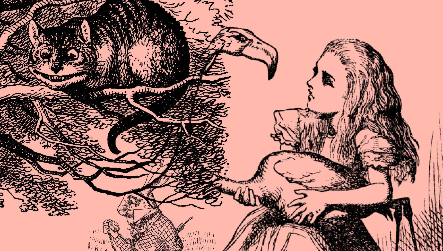 Primeira edição de Alice no País das Maravilhas foi jogada no lixo | Super