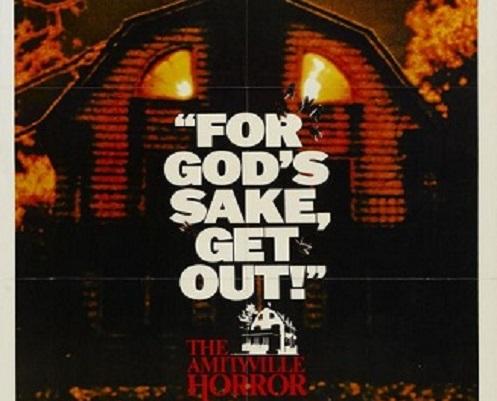 Lançado em 1979, <i>Horror em Amityville</i> também merece um lugar nessa lista. O ator James Brolin disse ter presenciado coisas estranhas enquanto lia o roteiro, como objetos que caíam no chão e se moviam sem motivo aparente.