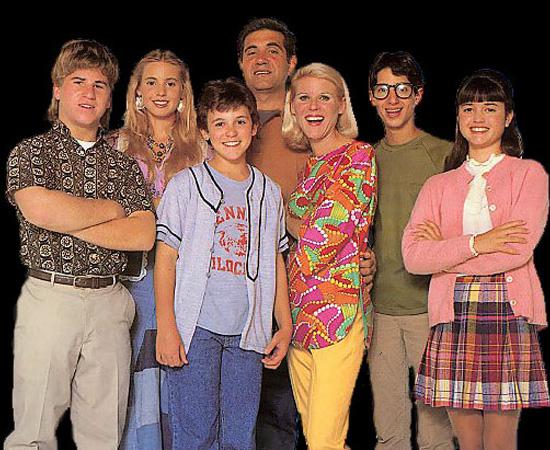 Anos Incríveis (1988) é uma série de TV de seis temporadas que conta a história do então adolescente Kevin Arnold.