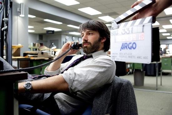 Ben Affleck em <i>Argo</i> (2012)