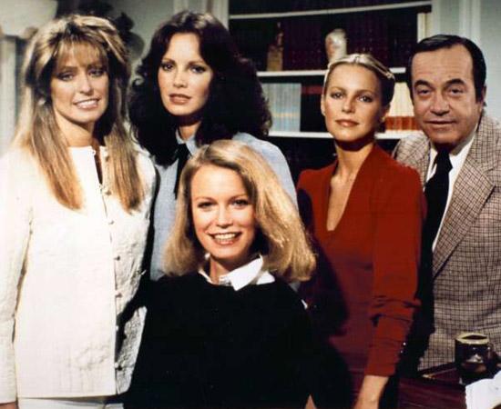 As Panteras (1976) são três moças espiãs que trabalham sob o comando de um misterioso chefe: Charlie.