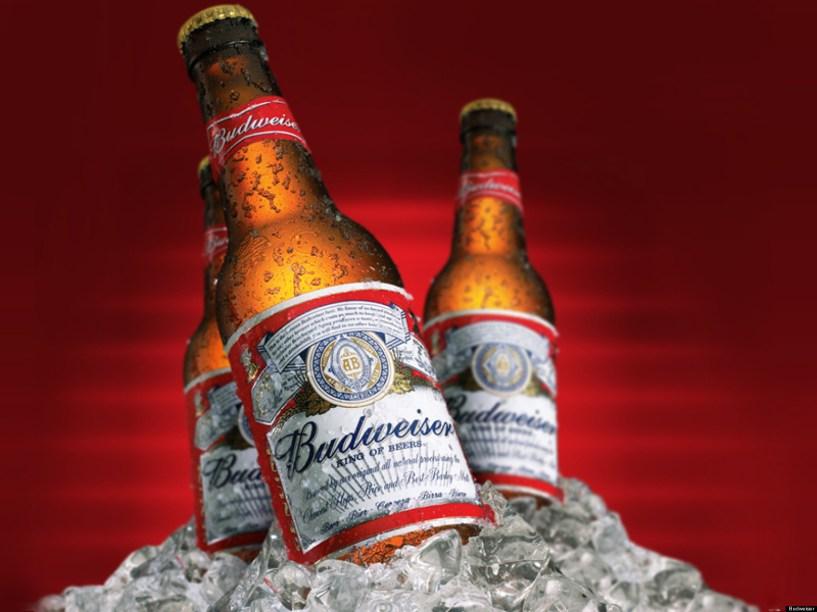 4. Budweiser