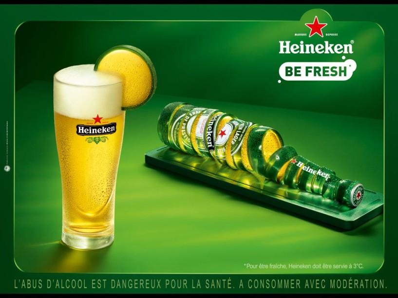 7. Heineken