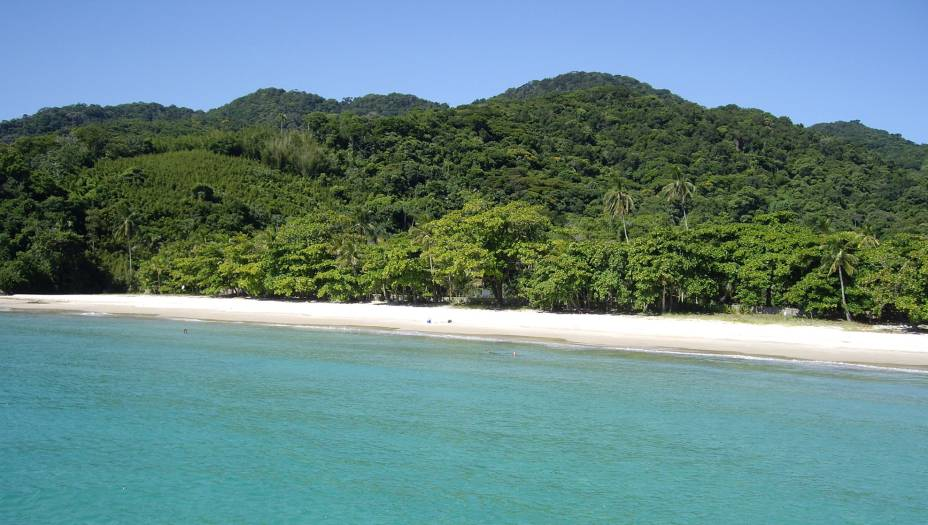 1° lugar: Praia de Lopes Mendes, Ilha Grande (RJ)