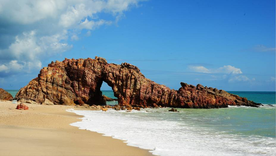 2° lugar: Praia de Jericoacoara (CE)