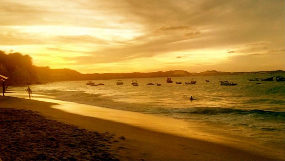 5° lugar: Praia da Pipa, em Tibau do Sul (RN)