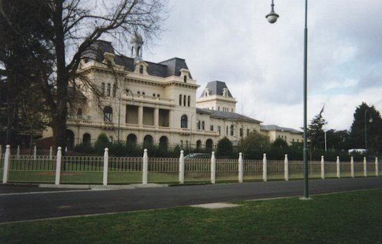 Beechworth Lunatic Asylum, Austrália