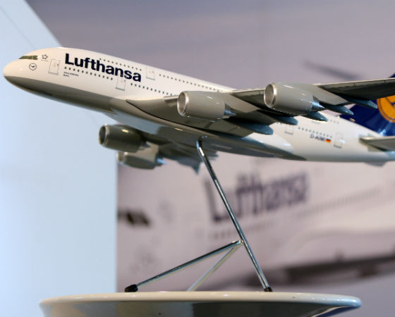 O avião e os voos comerciais apareceram em 3º lugar, com 13% dos votos.