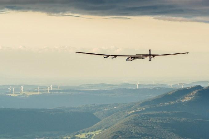 Reprodução | Solar Impulse