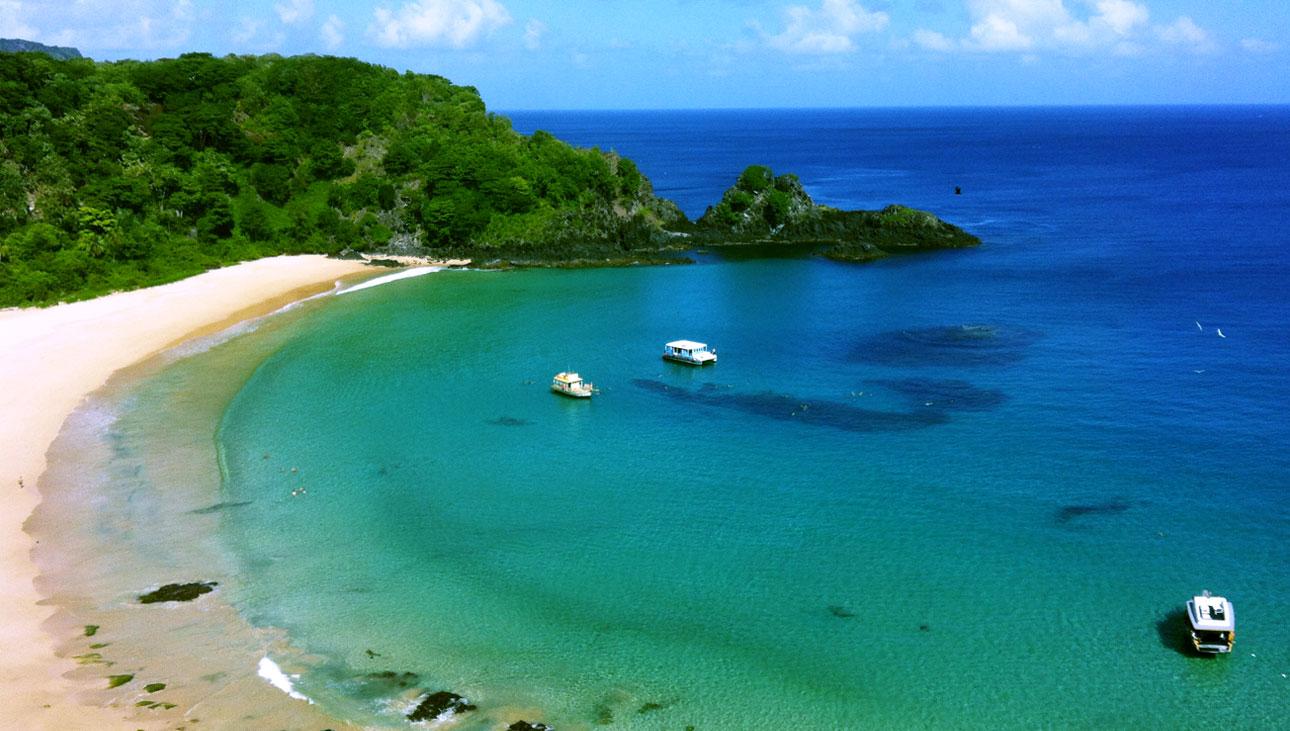 As 10 praias mais bonitas do Brasil | Super