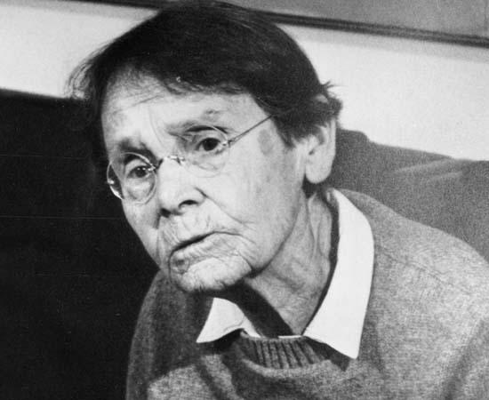 Barbara McClintock (1902 - 1992) - Cientista e citogeneticista americana que recebeu o Prêmio Nobel de Fisiologia/ Medicina de 1983 pela descoberta da transposição genética.