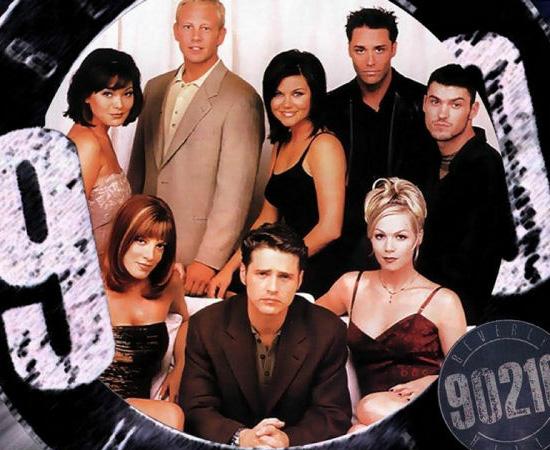Barrados no Baile (1990) é uma série de TV sobre um grupo de adolescentes de elite que moravam em Beverly Hills (Califórnia).