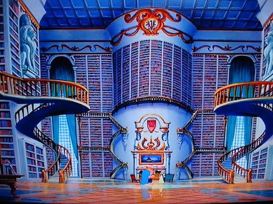 O filme A Bela e a Fera foi lançado em 1991. De lá para cá, a animação da Disney já encantou crianças (e adultos) de várias partes do mundo. No filme, a biblioteca do castelo de Fera se torna o lugar favorito de Bela.