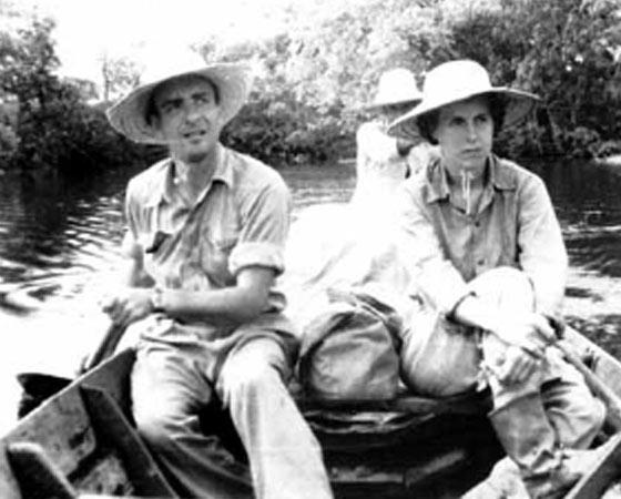 A arqueóloga norte-americana Betty Meggers passou boa parte da vida fazendo pesquisas na Bacia Amazônica, principalmente no Equador e no Brasil. Quando morreu, em 2012, Betty era uma referência na arqueologia sul-americana, tendo influenciado muitos outros pesquisadores.