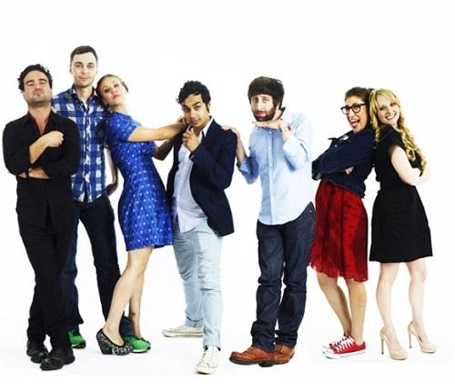 Você pode até escolher o seu preferido. A turma da série de tv <i>Big Bang Theory</i> é quase toda formada por cientistas.