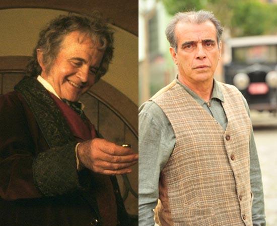 Dublador: Walter Breda. Deu voz a Bilbo Bolseiro (O Senhor dos Anéis) e a Shion de Áries (Cavaleiros do Zodíaco).