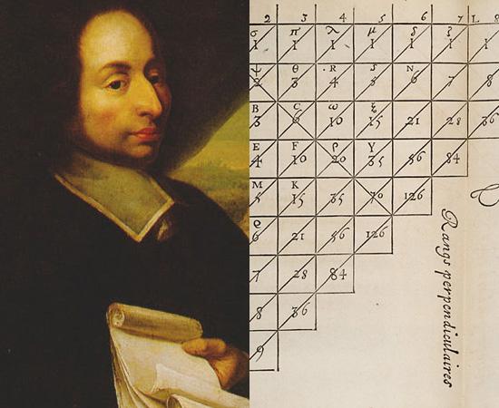 ESTUDOS DE PROBABILIDADE - Blaise Pascal foi um grande matemático da Renascença. Em 1654, ao lado do cientista Pierre Fermat, desenvolveu a Teoria das Probabilidades.