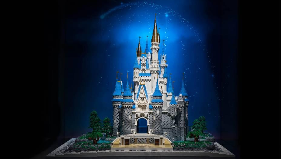 Castelo da Cinderela da Disney