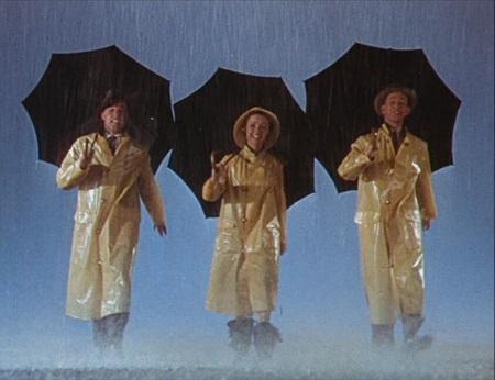 A passagem do cinema mudo para o falado causou mesmo impacto na indústria - não faltam filmes que falam sobre isso. Talvez o mais famoso seja <i>Cantando na chuva</i>, de 1952, um dos maiores musicais já produzidos.