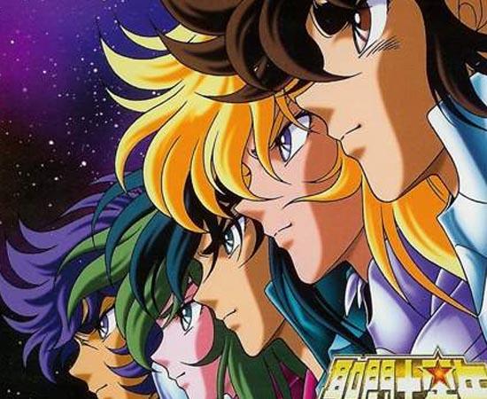 OS CAVALEIROS DO ZODÍACO - A saga começou em 1986, com a publicação do mangá Saint Seya no Japão. O anime, adaptado pela Toei Animation, foi transmitido na TV japonesa de 1986 a 1989; e em diversos outros países nos anos seguintes. A animação se tornou muito popular nos países da América Latina e especialmente no Brasil.