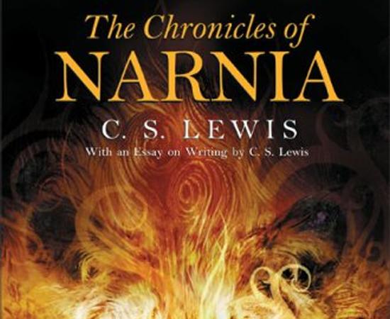 PÁGINAS - O volume único em inglês, com as sete histórias de 'As Crônicas de Nárnia', publicado pela editora Zonderkidz, tem 768 páginas.
