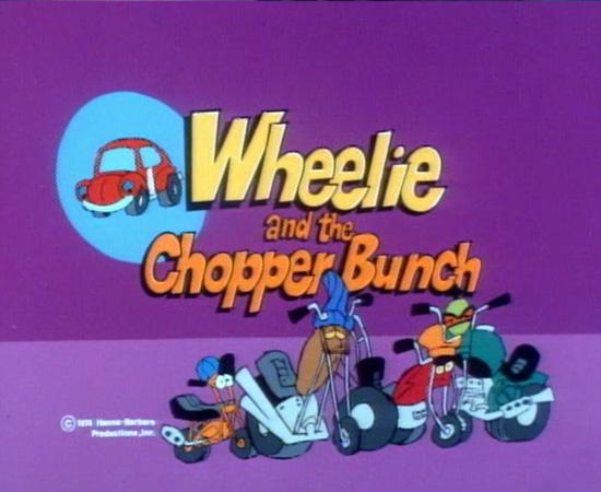 Carangos e Motocas (1974) é uma série animada sobre um fusca vermelho que trabalha com corridas.