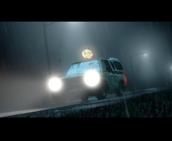 A camionete amarela aparece novamente em Toy Story 3 (2010). Os brinquedos pegam carona no carro quando tentam voltar ao Sunnysite Daycare.