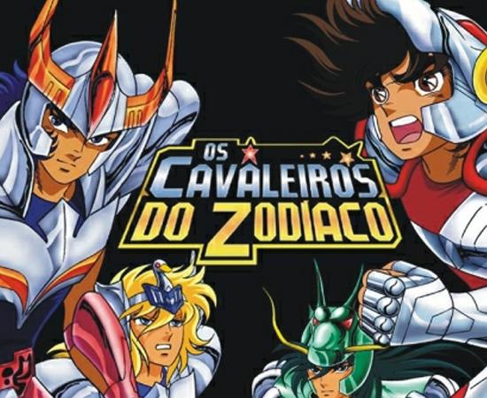 Cavaleiros do Zodíaco (1986) é um anime que conta a história de jovens guerreiros, guiados por constelações.