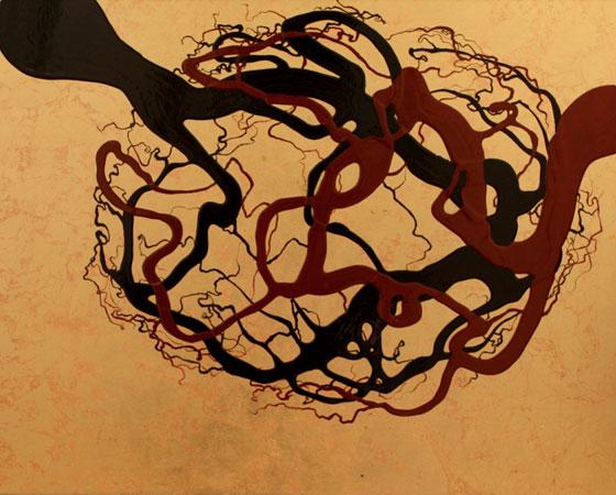 Greg Dunn é um artista e neurocientista que, um dia, decidiu juntar as duas coisas.