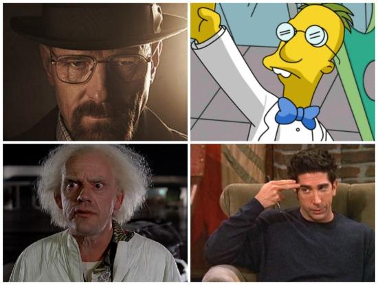 Eles são geniais, mas nem sempre usam seus conhecimentos para o bem. Conheça 15 grandes cientistas da ficção.