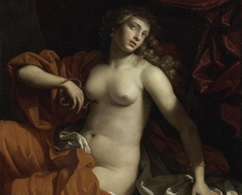 Cleópatra talvez seja o maior símbolo de líder feminina. Última rainha Ptolomaica, dinastia colocada no Egito após a conquista de Alexandre o Grande, ela teve um filho com Júlio César, se relacionou com Marco Antônio e liderou o Egito em rebelião contra a Roma de Augusto.