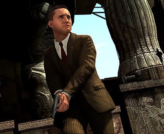 Cole Phelps é o protagonista de L. A. Noire. O personagem investiga crimes na cidade de Los Angeles da década de 1947.