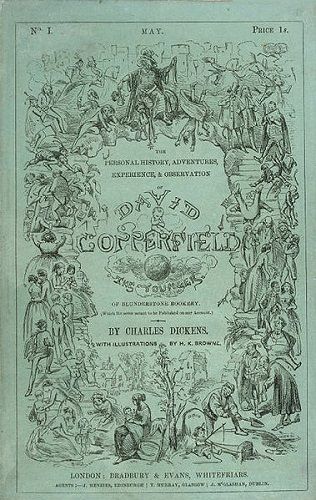 O título final foi simples e direto: <i>David Copperfield</i>. Mas a obra de Charles Dickens teve vários títulos provisórios, entre eles destacam-se <i>As diversões de Mag</i> e <i>As revelações de Copperfield</i>.