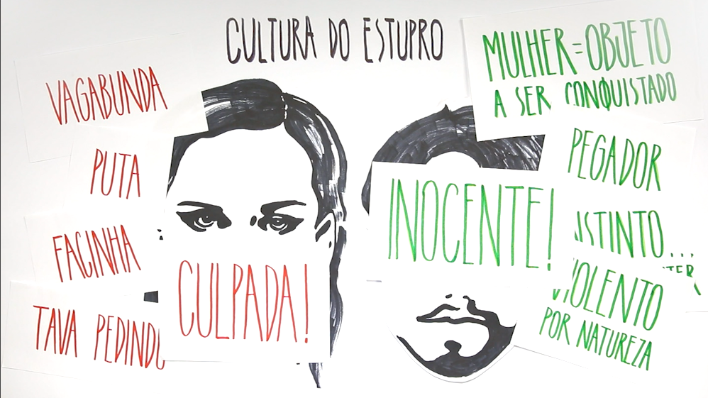 2 minutos para entender – Cultura do Estupro | Super