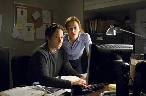 A médica legista Dana Scully é uma das protagonistas da série <i>Arquivo X</i>.