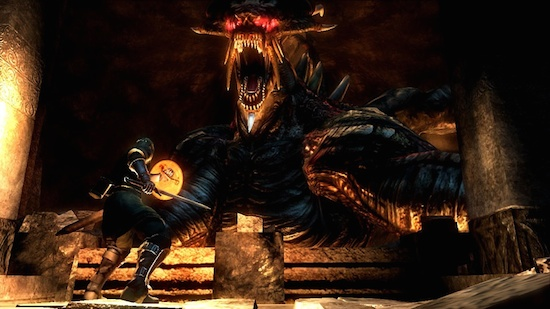 3 - Demon's Souls (Playstation 3)