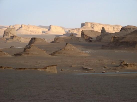 Onde: Deserto Lut, Irã