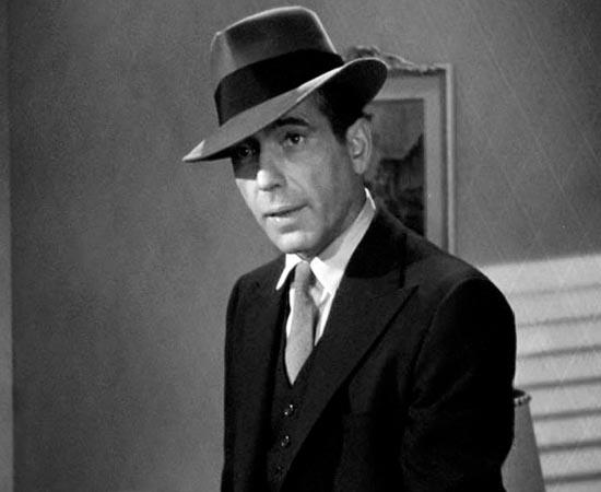 Sam Spade é um detetive particular, protagonista do livro O Falcão Maltês (1930) de Dashiell Hammett's.