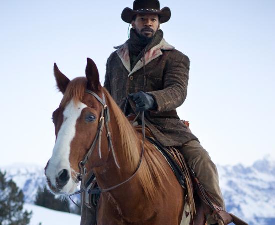 O novo filme do diretor Quentin Tarantino, Django Unchained, vai estrear aqui no Brasil no dia 18 de janeiro de 2013.