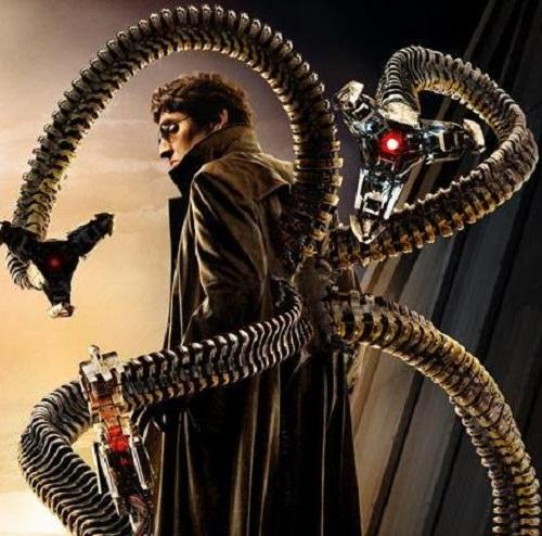 Cientista, vilão e um dos inimigos do Homem-Aranha. Esse é o currículo do Doutor Octopus.