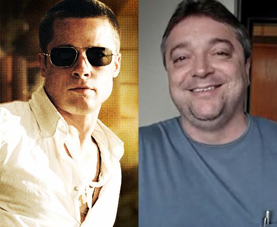 Dublador: Marco Antônio Costa. Já dublou vários galãs de Hollywood, como Brad Pitt, Johnny Depp, George Clooney, Matt Damon, Hugh Grant, Ben Stiller, Robert Downey Jr, Tom Cruise e Jared Leto.