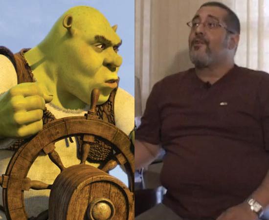 Dublador: Mauro Ramos. Substituiu Bussunda como o dublador de Shrek (Shrek Terceiro), e emprestou a voz para os personagens Pumba (O Rei Leão), Pinguim (O Novo Batman) e Dom Pixote (Zé Colmeia).