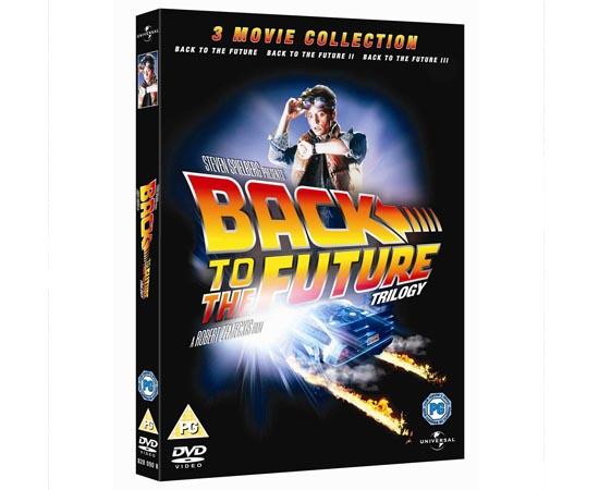 DURAÇÃO - Os três filmes de De Volta para o Futuro tem quase seis horas de duração.