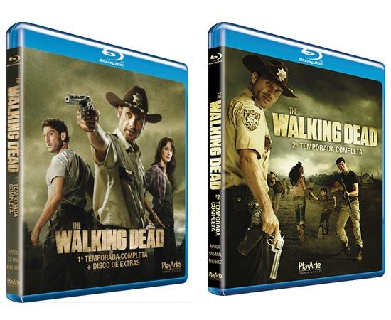 DURAÇÃO - Juntas, as duas primeiras temporadas da série de TV The Walking Dead têm mais de 9 horas de duração. A HQ tem mais de 100 edições.