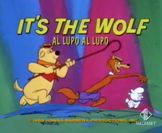 É o Lobo (1969) é um desenho sobre um Lobo Bobo que tenta pegar os carneirinhos vigiados pelo cão pastor Cachorrão.